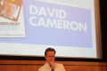 David Cameron at Saga event