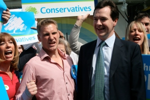 Chris Philp and George Osbourne