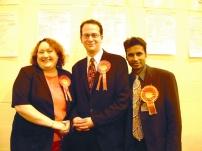 Labour win Regent's Park