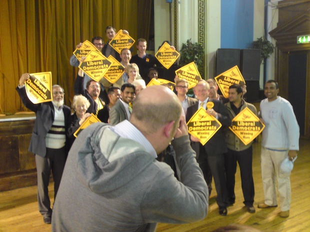 Lib Dems win again