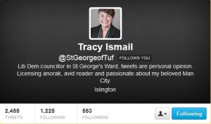tracyismail
