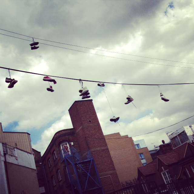 Sneaker Street, NW1 – Richard Osley
