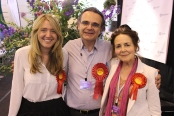 Labour's 1-2-3 in Kentish Town