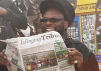 Jazzie B is down with the Islington Tribune