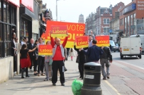 Labour Kilburn High Road