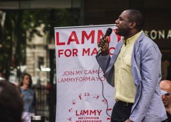 David Lammy Camden Three