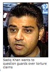 Sadiq Khan represented Maajid Nawaz