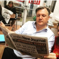 Ed Balls heads straight to the unrivalled election coverage in the CNJ