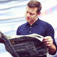 X-Factor host Dermot O'Leary gets a dose of exclusives