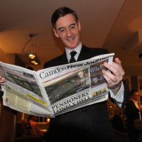 Jacob Rees-Mogg never misses an issue of the CNJ