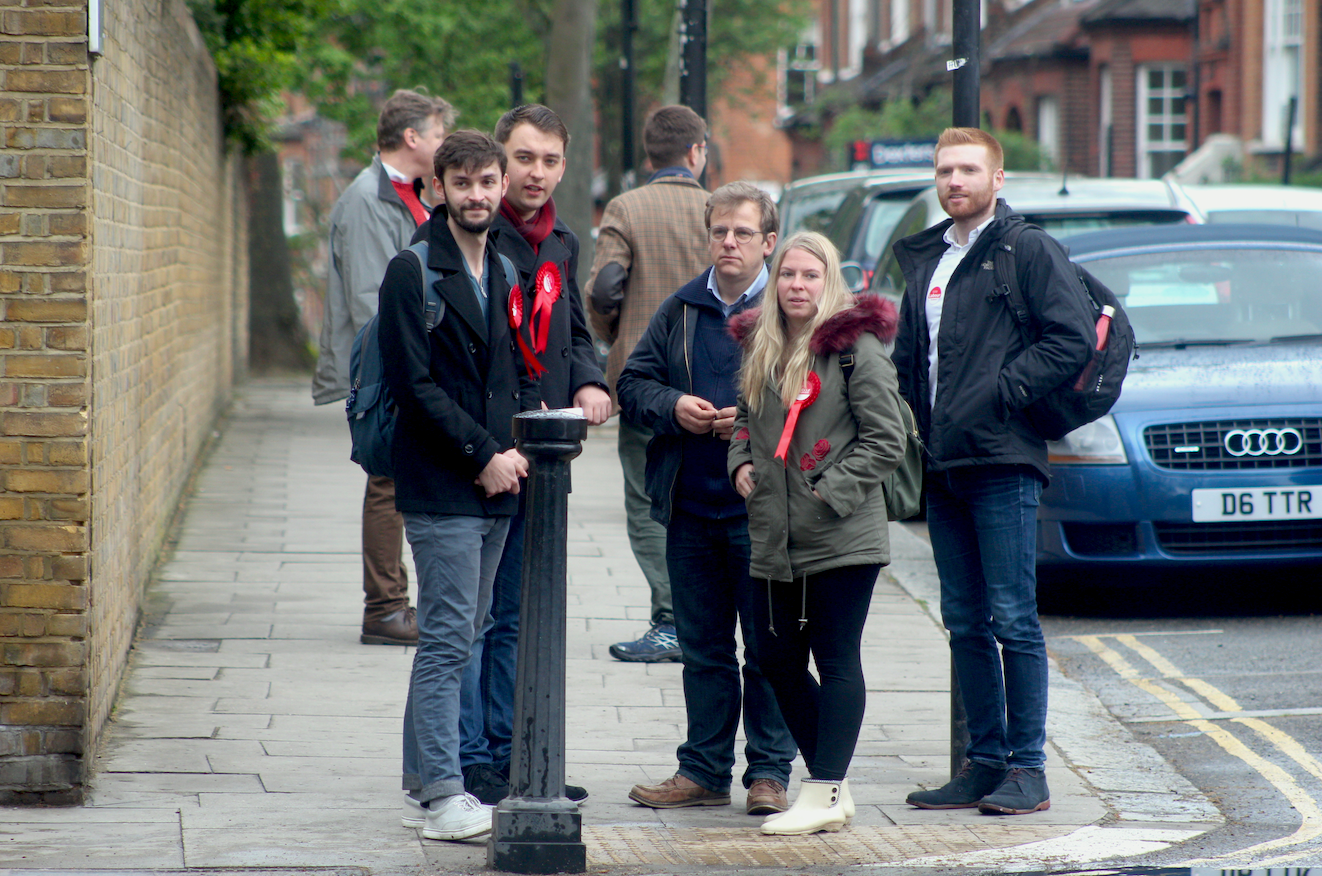 canvassers