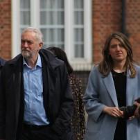 Jeremy Corbyn Georgia Gould